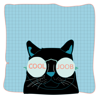 Cat - Chat - Cool Joob - 1080 x 1080